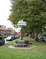 Castle Acre village sign - geograph.org.uk - 256620.jpg