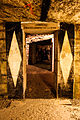 Catacombs of Paris, 16 August 2013 007.jpg