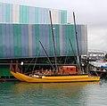 Catamaran Maritime Museum Auckland 2 (31910111152).jpg