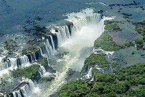 Paraná (state) - Iguazu Falls