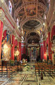 Cathedral St Marija interior Victoria Gozo Malta 2014 1.jpg