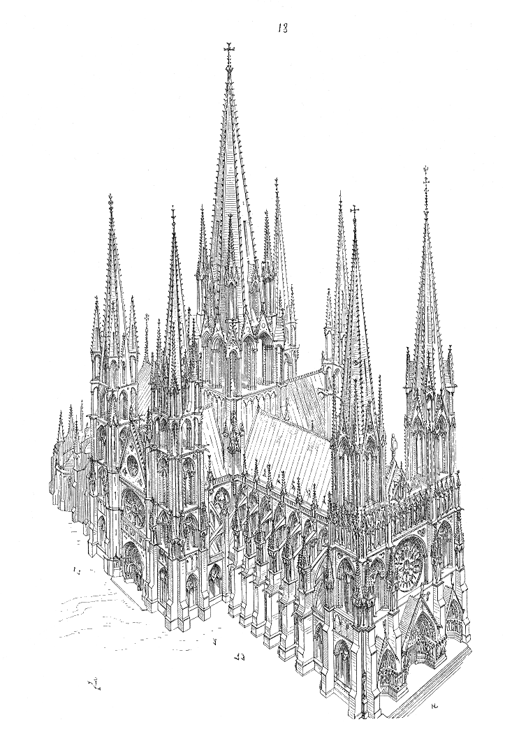 Cathedrale.XIIIe.siecle