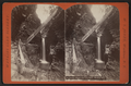 Cavern cascade and Long stairs, Watkins Glen, by W. S. Jones 2.png