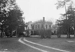 Cedar Grove Plantation - Image: Cedar Grove Marengo Alabama