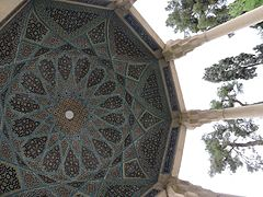 Ceiling of Tomb of Hafez.jpg
