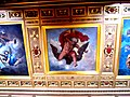 Ceiling of a gallery (galerie des assiettes) in Fontainebleau palace.jpg