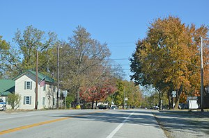 Marseilles, Ohio - Downtown Marseilles