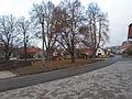Center of Číhalín, Třebíč District.JPG