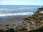 Centerville Beach CA from cliff.jpg