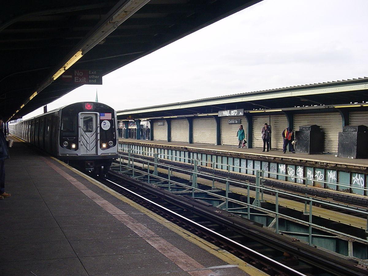 En el metro ny - 3 part 8