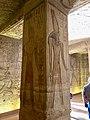 Central Hall, Temple of Hathor and Nefertari, Abu Simbel, AG, EGY (48016660591).jpg