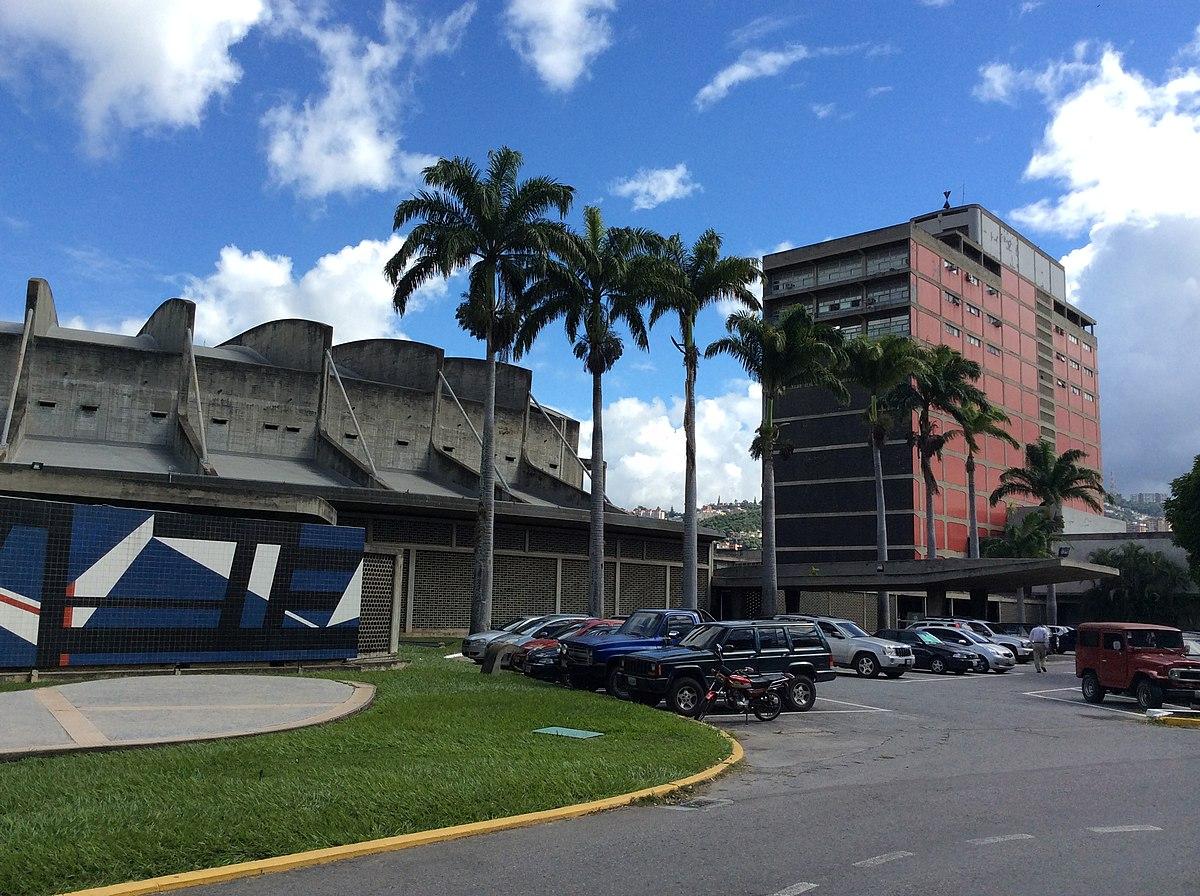 University City Of Caracas Wikipedia