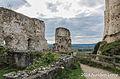 Château Gaillard Les Andelys Chemin vers Muraille.jpg