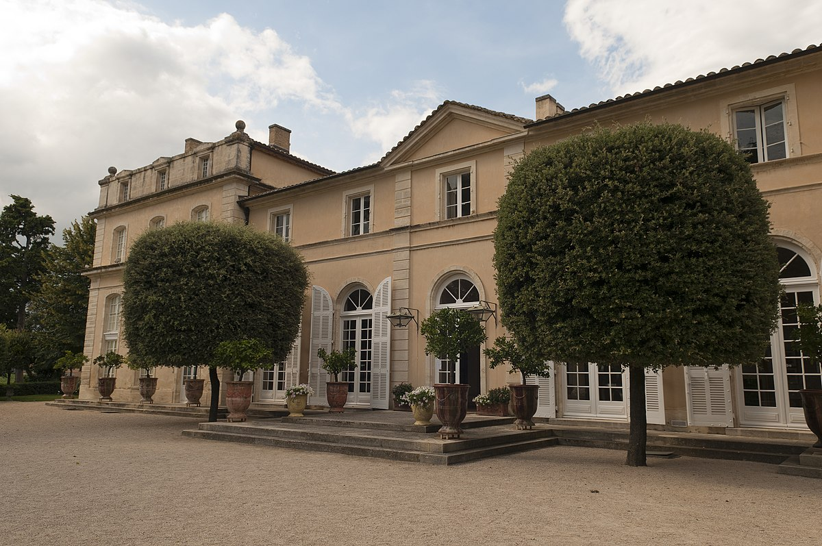Castello la nerthe wikipedia for Piani di casa in stile chateau francese