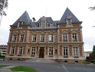 Draveil - Image: Château des Bergeries à Draveil