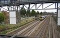 Chadwell Heath, Railway line east of Chadwell Heath station - geograph.org.uk - 625736.jpg