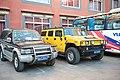 Changfeng Liebao & Hummer H2.jpg