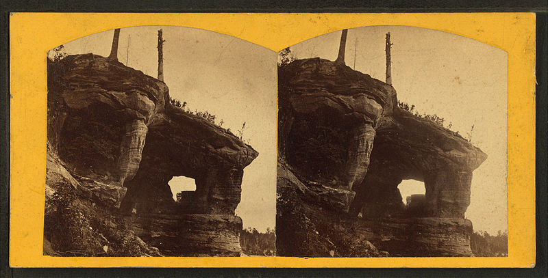 File:Chapel, east view. Pictured Rocks, from Robert N. Dennis collection of stereoscopic views.jpg