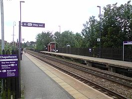 Chapeltown railway station.JPG