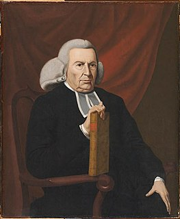 Charles Chauncy (1705–1787) American clergy