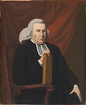 Charles Chauncy (1705–1787) - Charles Chauncy
