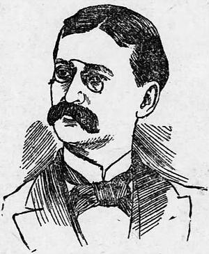 Charles Frederick Scott - Charles F. Scott, Kansas Congressman.