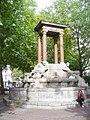 Charlottenburg-Hindemithplatz - St-Georg-Brunnen (St George's Fountain) - geo.hlipp.de - 42303.jpg