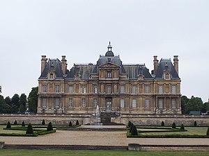 François Mansart - Image: Chateau de maison lafitte