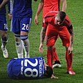 Chelsea 2 PSG 2 (Agg 3-3) (16801398302).jpg