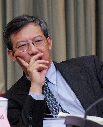 Chen Jian (academic) - Image: Chenjian