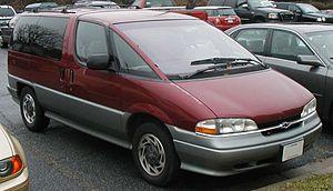 GM U platform - 1994-1996 Chevrolet Lumina