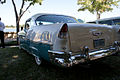 Chevrolet Bel-Air 1955 Sport Coupe LSideRear Lake Mirror Cassic 16Oct2010 (14874086961).jpg