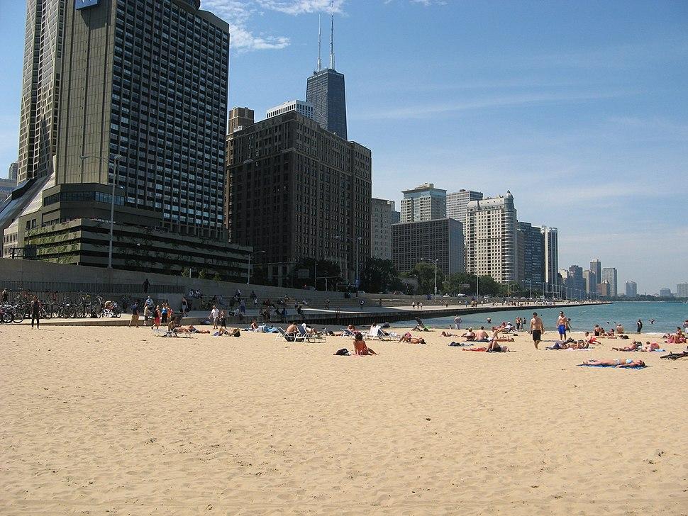 Chicago Beaches - Ohio Street Beach 1
