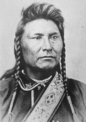 Battle of White Bird Canyon - Chief Joseph