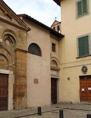 Chiesa San Gregorio Magno%2C Pisa