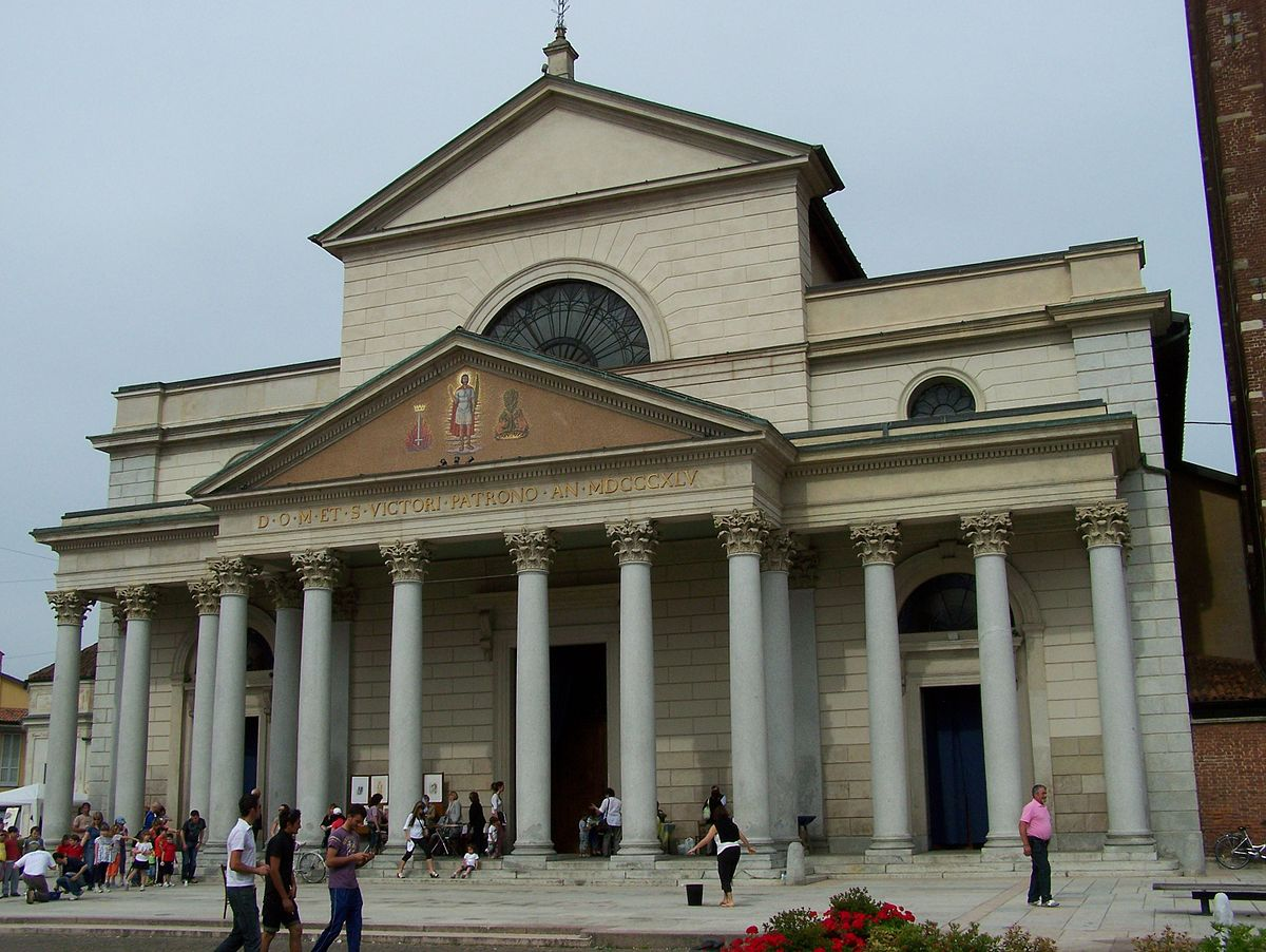 Chiesa Prepositurale Di San Vittore Martire Wikipedia