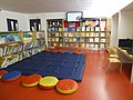 Children's section in Canary Wharf Idea Store (30939732998).jpg