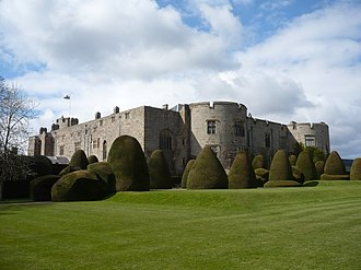 Joseph Turner (architect) - Image: Chirk Castle 1