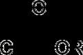 Chloroformate ester.png