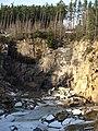 Chlum (ST), kamenolom - panoramio - František Hajdekr.jpg