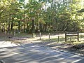 Chobham Common, entrance to Fishpond car park - geograph.org.uk - 73384.jpg