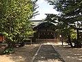 Chokushikan Hall of Kashii Shrine 2.jpg