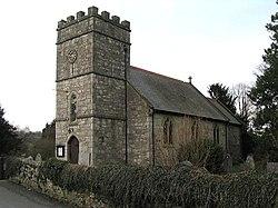 Christ Church at Rhydycroesau - geograph.org.uk - 325803.jpg