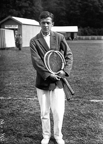 Christian Boussus - Christian Boussus in 1927
