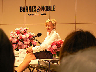 Tina Brown - Tina Brown speaking at Barnes and Noble about The Diana Chronicles