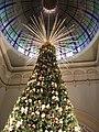 Christmas tree QVB Sydney NSW - panoramio.jpg