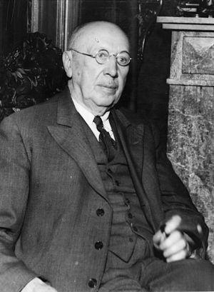 Christopher Hornsrud - Hornsrud in 1930