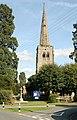 Church Road junction, Grandborough - geograph.org.uk - 1483816.jpg