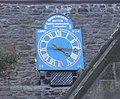 Church clock at Leathley - geograph.org.uk - 578890.jpg