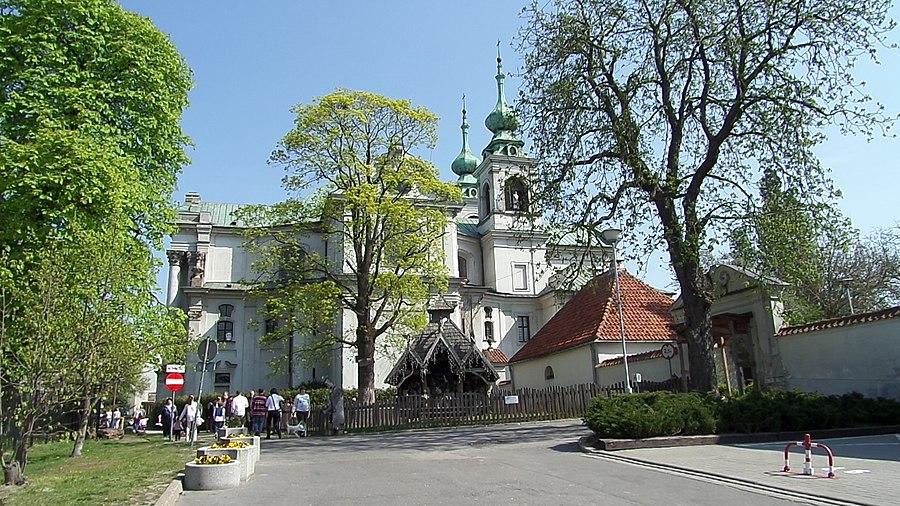 Camaldolese Church, Warsaw